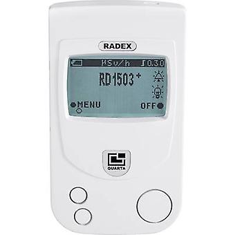 RADEX RD1503 + RD1503 + Geiger-teller