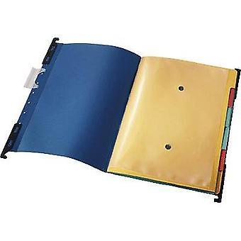Leitz Archivo de suspensión organizador Alpha Divide Up A4 Azul 18900035 1 ud(s)