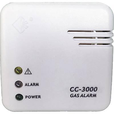 Detector de Cordes Haussicherheit 3000 CC Gas red detecta butano, metano, propano