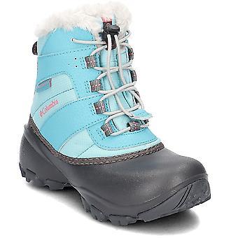 Columbia Rope Slep Iii Vanntett BY1323341 universelle vinter barn sko