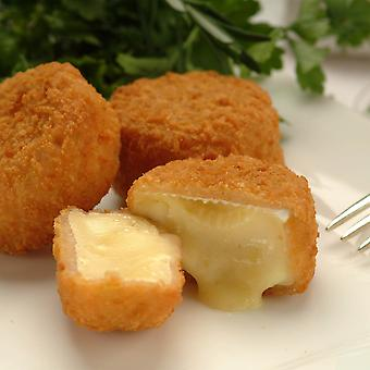 Innovate Frozen Breaded Baby Camembert Rounds