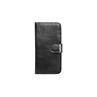 iDeal de Suecia iPhone 8/7/6 Plus Monedero imán +-Negro