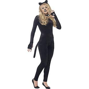 Costume del gatto, giovani XS