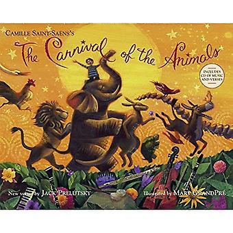 Het carnaval van de dieren [met CD