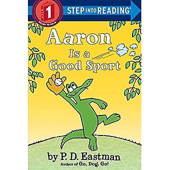 Aaron Is een goede Sport (stap in lezing)