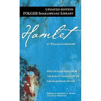 Hamlet (nya Folger bibliotek Shakespeare)