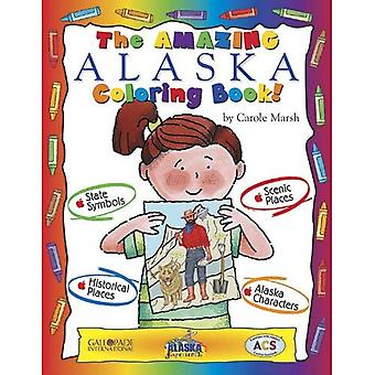 The Amazing Alaska Coloring Book!
