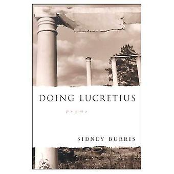 Haciendo a Lucretius (mensajero Sur poetas)