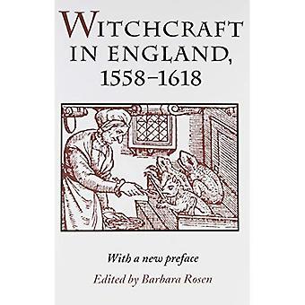 Trolldom i England 1558-1618