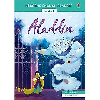 Usborne English Readers Level 2: Aladdin (Usborne English Readers)