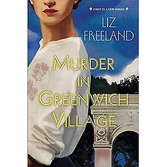 Murder in Greenwich Village� (Louise Faulk Mystery)
