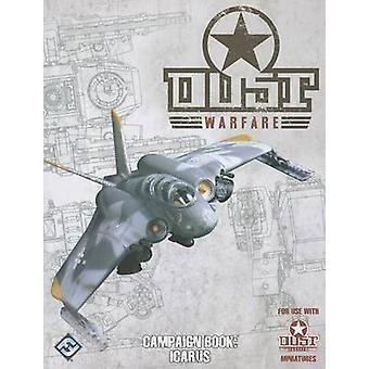 Dust Warefare Campaign Book - Icarus by Andy Chambers - 9781616616472