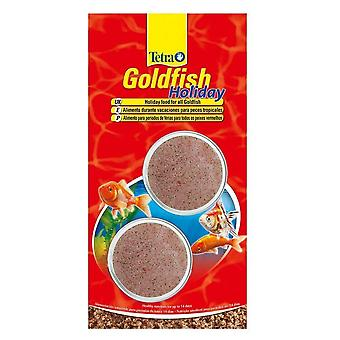 TETRA Goldfish Holiday Food 2 X 12g