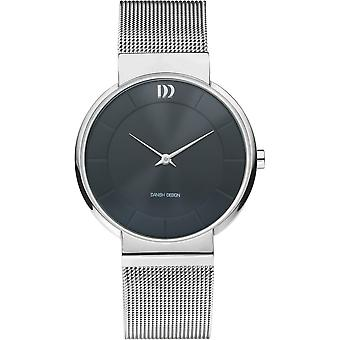 Danish Design IV63Q1195 Fur Dames Horloge