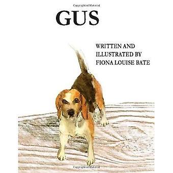 Gus - en dag i livet av en Beagle [illustrerad]