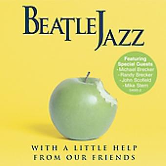 Beatlejazz - With a Little Help From Our Friends [CD] USA import