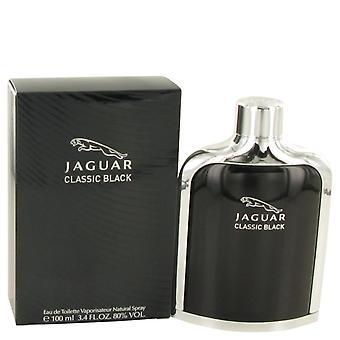 جاكوار الكلاسيكية السوداء eau de toilette رذاذ من جاكوار 462484 100 مل