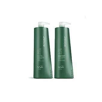 Joico Body Luxe Shampoo And Conditioner Duo Pack (2 X 1 Liter)