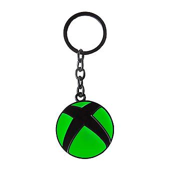 Xbox Keyring Keychain Classic Controller Logo new Official metal