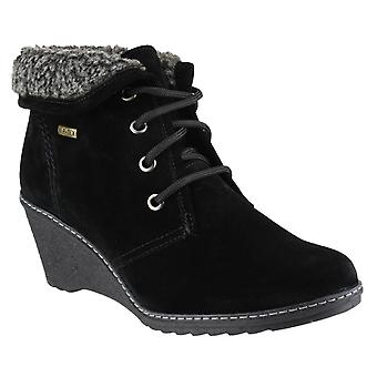 Cotswold Kvinners Batsford Ladies Vanntett Boot Svart