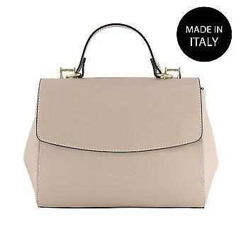Handbag made in leather 80034
