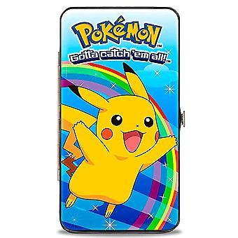Hinge Wallet - Pokemon - V.16 Toys New Licensed hw-pkaad