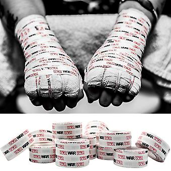 WAR Tape EZ Rip Athletic Tape for Boxing, MMA, Muay Thai, Kickboxing, Crossfit