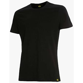Utility Diadora T-Shirt Black Ii Mc atony (DIY , Tools , Security)