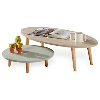 Wellindal Set tables 110+60cm