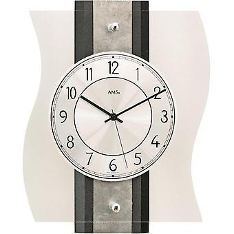 AMS Wall Clock 5538