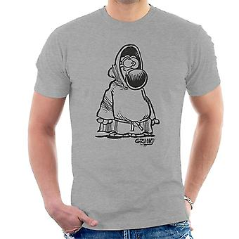 Grimmy Monk Men's T-Shirt