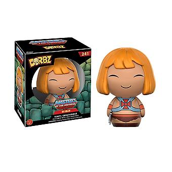 He-Man Masters of the Universe Dorbz Vinyl Figure