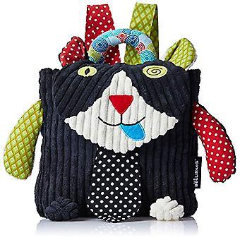 Les D?glingos 35018 - Mini backpack - subject: Charlos the cat