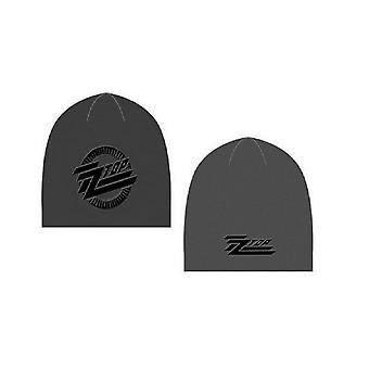ZZ Top bandet Logo nye offisielle grå Beanie lue