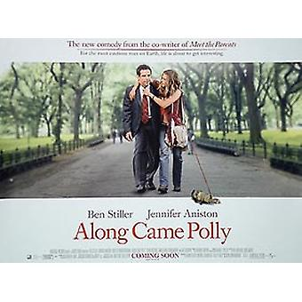 Mukana tuli Polly alkuperäinen elokuva juliste
