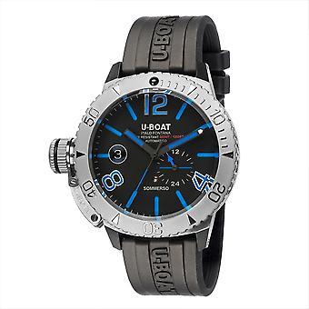 U-Boat 9014 Sommerso Blue Wristwatch