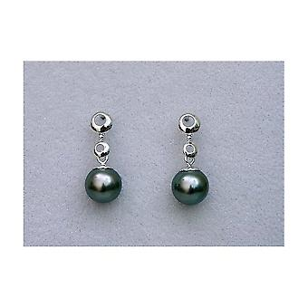 Luna Pearls TahitiPearl earrings O95