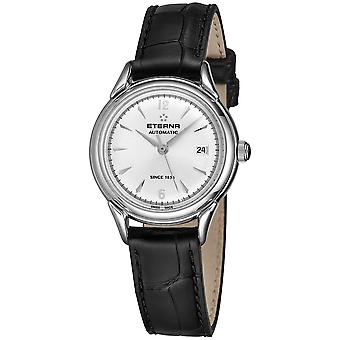 Eternal Lady Watch for Women Analog automatic with cowhide bracelet 2956.41.13.1389