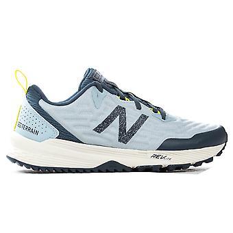 New Balance Nitrel Trail v3 Womens Trail Running Fitness Trainer Shoe Blue