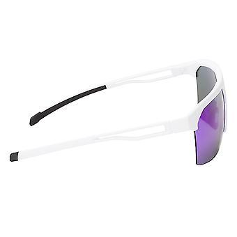 Adidas Strivr lichtgewicht sport zonnebril-wit mat-Violet