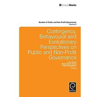 Beredskaps beteende och evolutionära perspektiv på offentlig och ideell förvaltning av Monteduro & Fabio