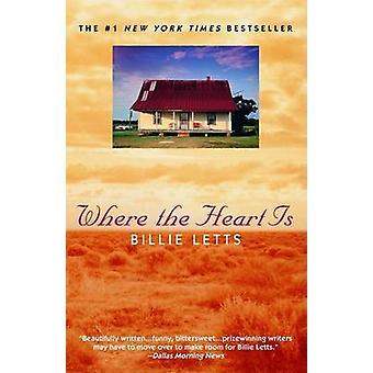 Waar het hart door Billie Letts-9780446672214 boek