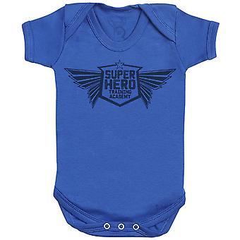 Superhero Academy Baby Bodysuit - Baby Gift