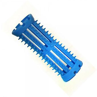 Head jog rollers  blue (20mm) x12