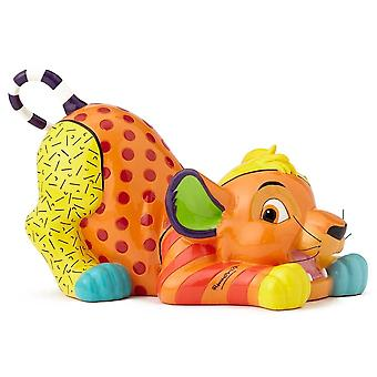 Disney By Britto Simba Figurine