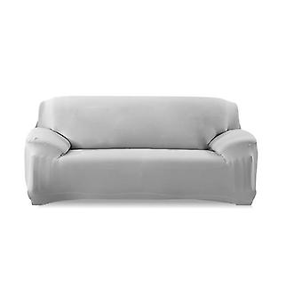 Washable Easy Fit 2 Seater Sofa Cover Couch Slipcover In Grey Colour