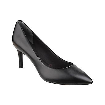Rockport Womens/Ladies Total Motion Point Toe Stiletto Leather Dress Shoe