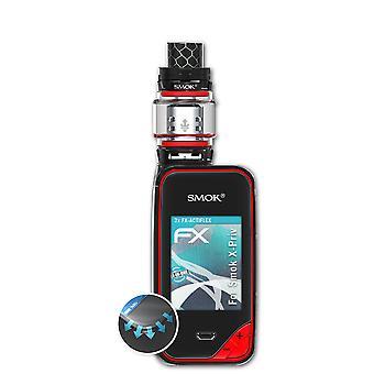 atFoliX 2x beschermfolie compatibel met Smok X-Priv Screen Protector helder en flexibel