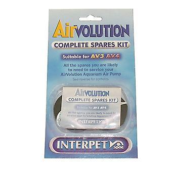 Interpet AirVolution AV3/AV4 Complete Annual Maintenance Kit