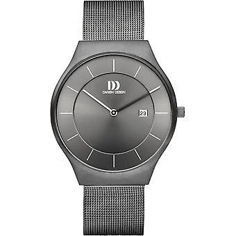 Design dinamarquês IQ66Q1259 Långeland Men Watch